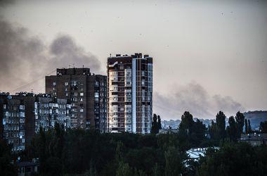 Жителей Донецка разбудили залпы из тяжелых орудий