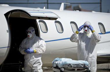 В аэропорту ОАЭ умерла женщина с симптомами смертельной лихорадки Эбола