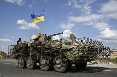 Силы АТО дошли до центра Луганска