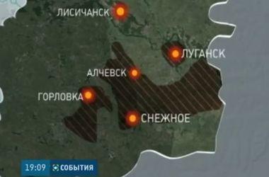 Карта боевых действий на Востоке