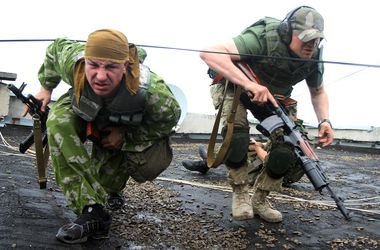 Война на донбассе видео боев