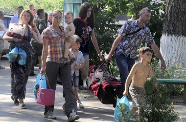 В Харьковской области больше не могут селить беженцев с Донбасса