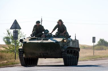 Боевики пытаются отбить Иловайск, используя тяжелую технику – СНБО
