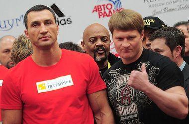 Менеджер Кличко не исключает матча-реванша с Поветкиным