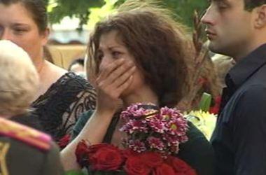 Во Львове попрощались с погибшими в зоне АТО