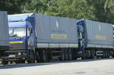 Доставку гуманитарной помощи жителям Донбасса хотят скоординировать с ООН