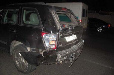 В двойном ДТП в Киеве погибли два пешехода