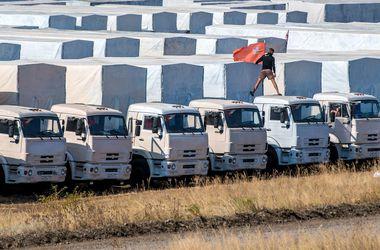 """Госпогранслужба: Украинская сторона еще не приступила к оформлению """"гуманитарки"""" из РФ"""