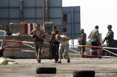 Силы АТО взяли в плен 5 российских наемников – Лысенко