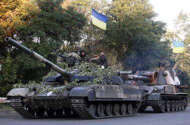 В Иловайск идет подкрепление - Нацгвардия