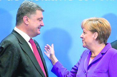 Меркель едет в Киев с ультиматумом для РФ, а Украина может получить военную помощь