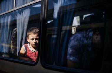 Из зоны АТО вывезли всех детей-сирот - СНБО