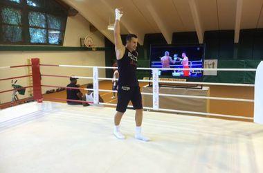 """Владимир Кличко: """"Работа над своим телом - это моя страсть!"""""""