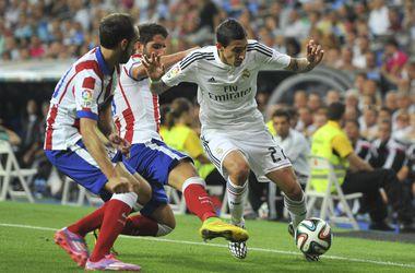 """Звезда """"Реала"""" Анхель Ди Мария хочет получать 8 миллионов евро в год"""