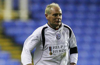 Знаменитый футболист Пол Гаскойн попал в больницу с алкогольным отравлением