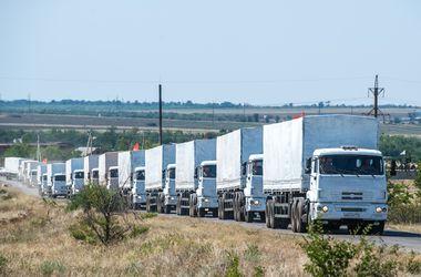 """145 грузовиков """"гумконвоя"""" РФ въехали в Украину – Госпогранслужба"""