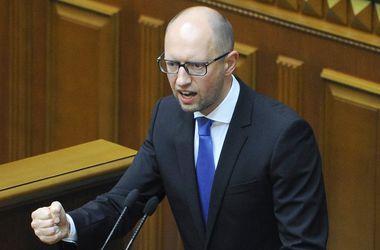 Яценюк: Вторжение произошло полгода назад,  Россия украла Крым