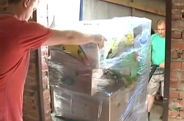 Сегодня из Львова на восток отправляется 60 тонн помощи военным