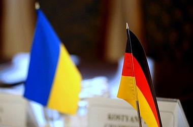 Активисты пикетируют посольство Германии в Киеве с требованием предоставить военную помощь Украине