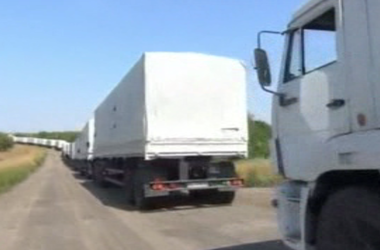 Введение российского гуманитарного конвоя на украинском территорию - это провокация