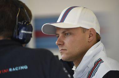 Финн Боттас выиграл третью практику перед Гран-при Бельгии