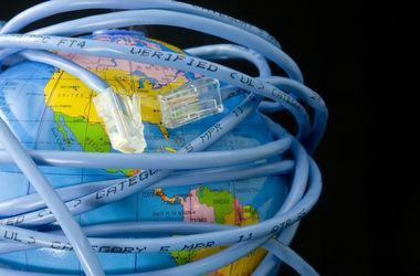 В освобожденных городах появился Интернет