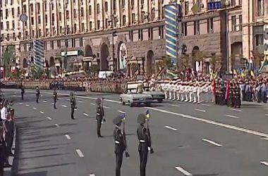 Парад в честь Дня Независимости: онлайн-трансляция (обновлено)