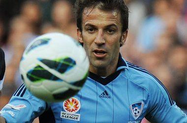 Знаменитый футболист Дель Пьеро может перейти в чемпионат Венгрии