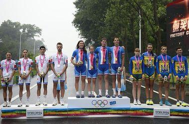 Еще одна медаль Юношеской Олимпиады для Украины