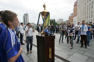 Посев перед жеребьевкой 1/8 финала Кубка Украины