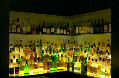 В Киеве милиция изъяла контрабандный алкоголь на сумму более 700 тысяч гривен