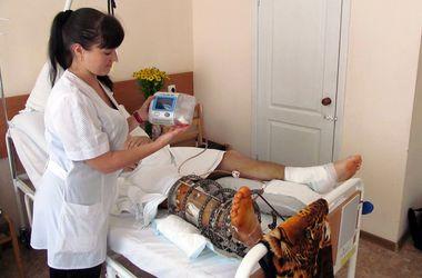 В Харькове военные врачи помогли около 1500 лицам, пострадавшим в зоне АТО