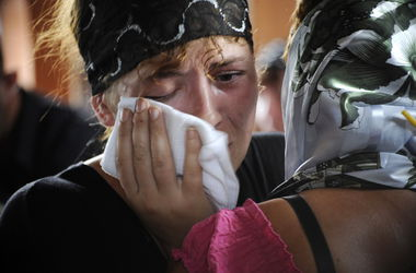 В Кировограде 25 августа объявили днем траура