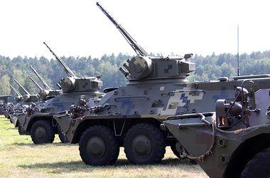 Военная техника с парада на День Независимости уже отбыла в зону АТО – Нацгвардия