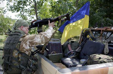 За сутки в зоне АТО погибли четыре военнослужащих - СНБО