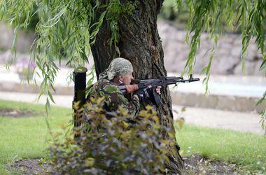 Террористы обстреляли из минометов село Родаково Луганской области - СНБО
