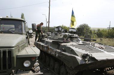 Украинские военные попали в окружение под Иловайском – Семенченко