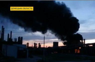 Жители Макеевки после пожара на коксохиме жалуются на плохое самочувствие