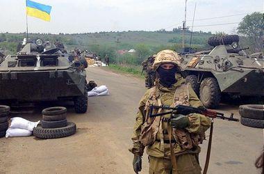 """На Востоке погибли двое бойцов одесского спецбатальона """"Шторм"""""""
