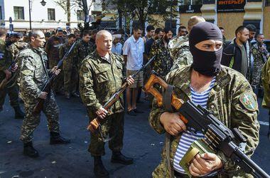 У задержанных боевиков нашли гранатомет и взрывчатку для терактов