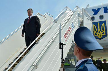 Порошенко в Минске ведет переговоры с Эштон