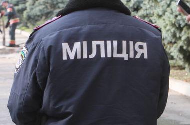 Киевские милиционеры объединились с охранниками