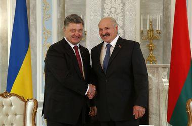 Что Порошенко заявил на встрече с Лукашенко в Минске