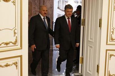 Если б не воля Порошенко, встречи в Минске не было бы – Лукашенко