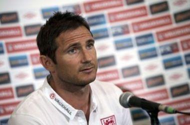 Лэмпард объявил о завершении карьеры в сборной Англии