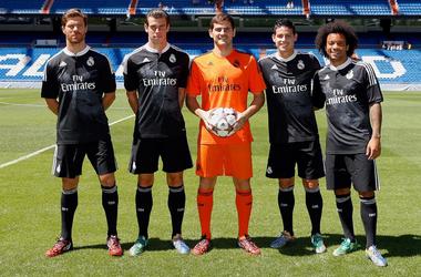 """""""Реал"""" будет играть в форме с изображением мифических драконов"""