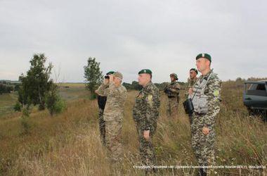 Украинские пограничники строят на границе с РФ оборонные укрепления - Госпогранслужба