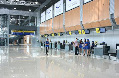 В Харьковском аэропорту усилили меры безопасности