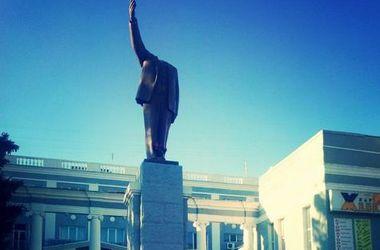 Кернес пообещал восстановить в Харькове разрушенные памятники Ленину