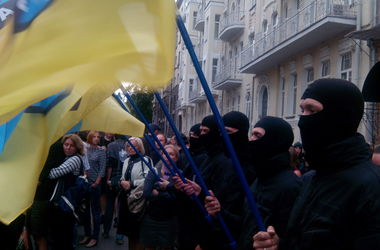Митинг на Банковой: активисты выдвинули новое требование